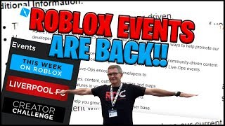 Roblox LIED about EVENTS !! (Roblox Commentary)