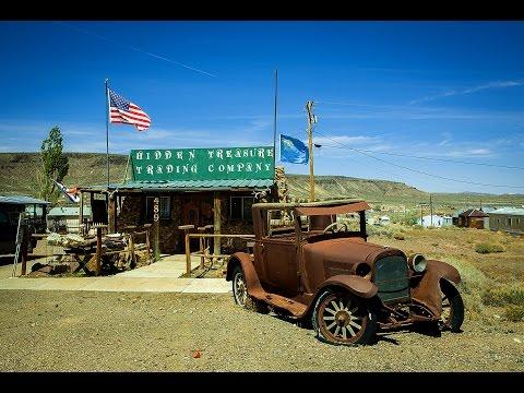 Город-призрак Голдфилд / Ghost town Goldfield / Забытая Америка #5