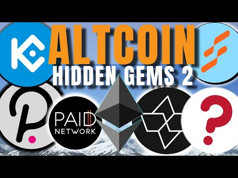 TOP MARCH Altcoins: MICRO Cap Crypto Gems including Kucoin, Fractal, XEND, Blank Dafi and More 🚀