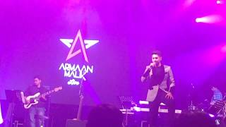 Gambar cover Armaan Malik Live in The Netherlands 'Sau Aasmaan' Feb 2018