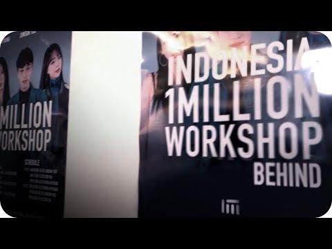 1MILLION INDONESIA WORKSHOP 2017 BEHIND