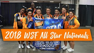 2018 WSF All Star Nationals