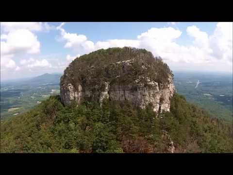 Pilot Mountain, NC - Drones, Acrobatics, and Driving - Official Tour - DJI GoPro North Carolina