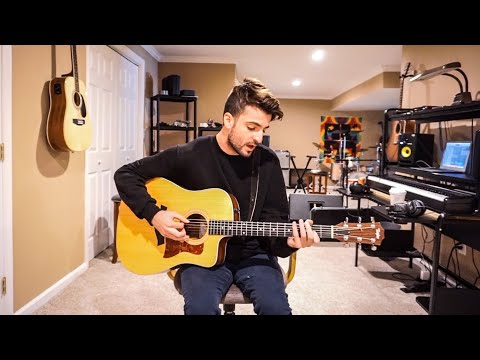 James Arthur - Falling Like The Stars (COVER By Alec Chambers)