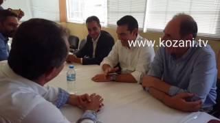 Συνάντηση Τσίπρα για ΔΕΗ
