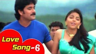 Video Telugu Love Songs 6 - Cheliya Ni Prema Kosam - Akkineni Nagarjuna, Bhumika Chawla download MP3, 3GP, MP4, WEBM, AVI, FLV Agustus 2017