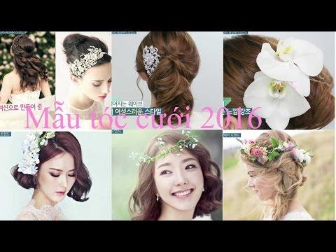 Mẫu tóc cưới 2016  Makeup Yến Lê 0985781521