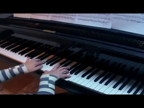An improvisation On the Canon. piano cover - Robin Spielberg 캐논 즉흥곡