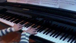 An Improvisation On The Canon Piano Robin Spielberg 캐논 즉흥곡