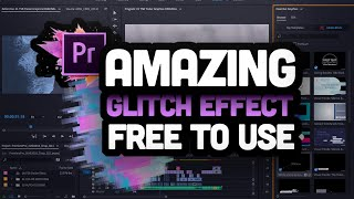 Download 20 Amazing Glitch Effects For FREE!