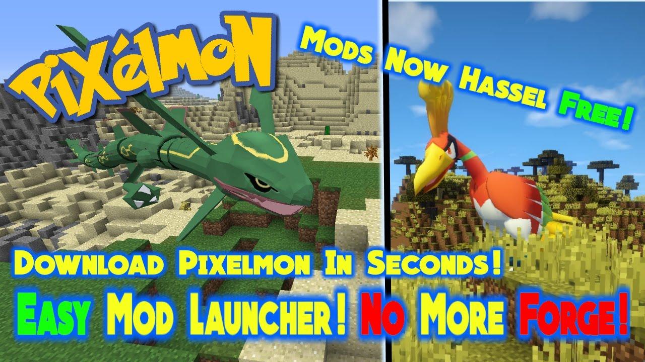 how to change minecraft version on pixelmon launcher