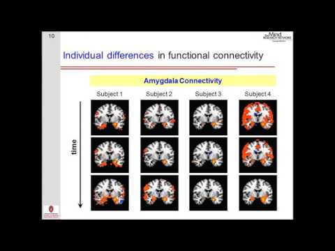 Rasmus Birn Ph.D. - Mind Research Network lecture