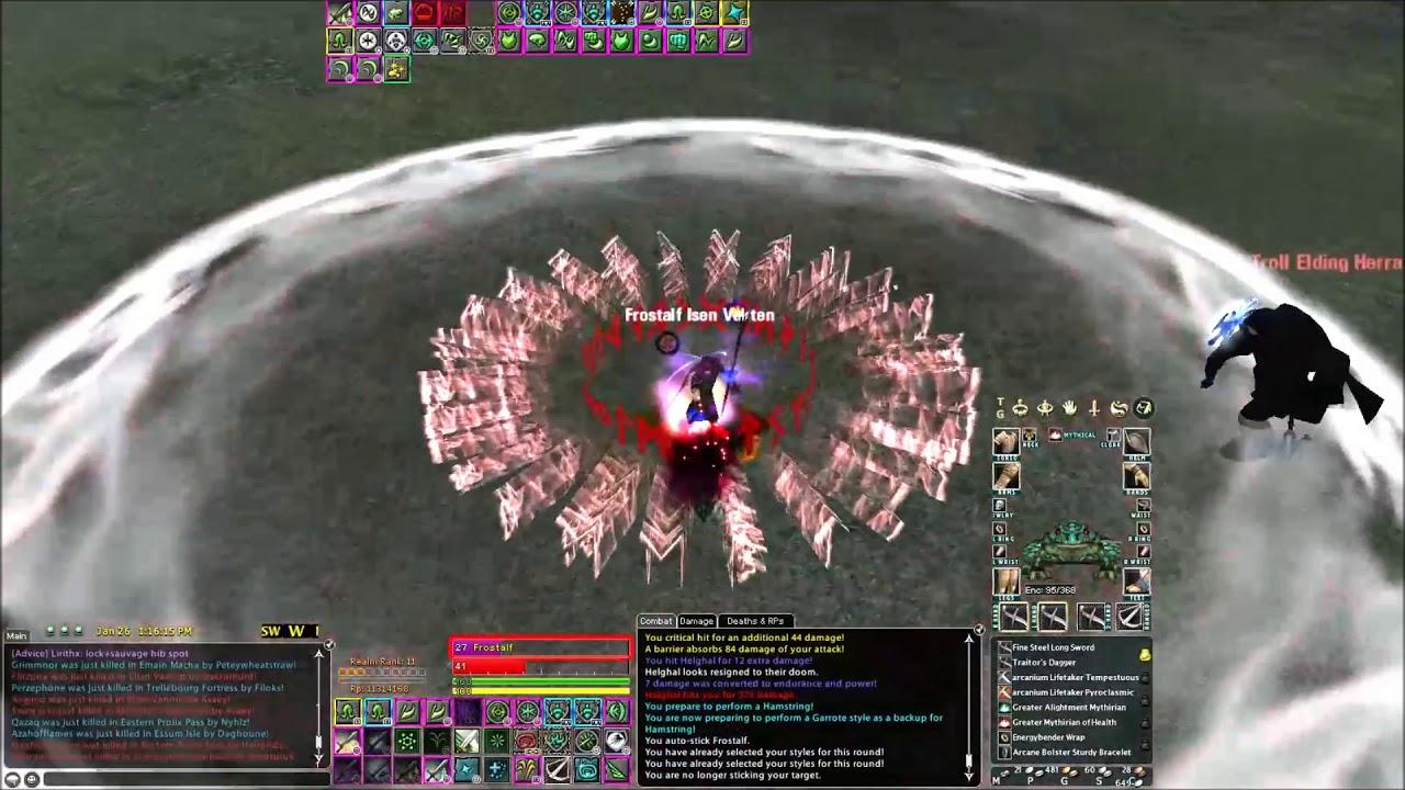 DAoC NF - The Cleanup (Multi PoV - Solo Stealth)