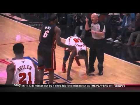 2012-13 Chicago Bulls Highlights