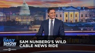 Sam Nunberg's Wild Cable News Ride - Between the Scenes: The Daily Show