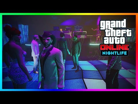 Bahama Mamas Nightclub Now CLOSED! - Rockstar Makes A HUGE Change To GTA Online Businesses & MORE!