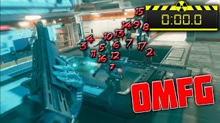 OMFG ALL 17 OF THEM WERE HERE!... (CRAZY INFECTED DE-ATOMIZER STRIKE!)
