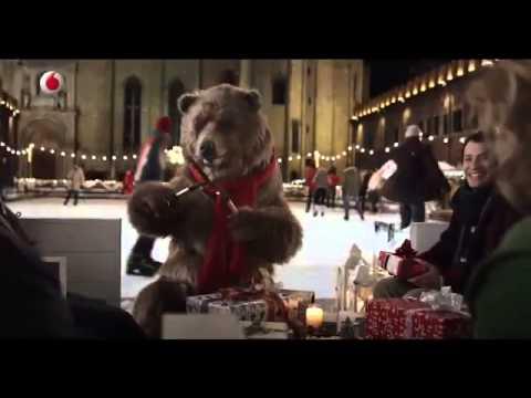 Canzone pubblicità Vodafone Natale 2012