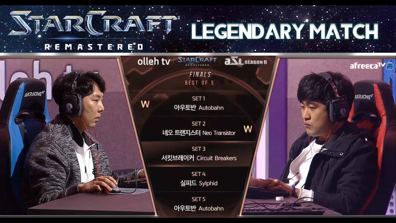 Download Starcraft Remastered PRO League / 28-OCT-2018 / ASL Season 6 Grand Final / Effort vs Flash