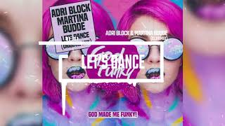LET'S DANCE | ADRI BLOCK & MARTINA BUDDE | CLUBMIX