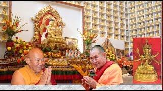 Khenpo Samdup: Teachings on Long-Life ceremonies & Ushnisha Vijaya