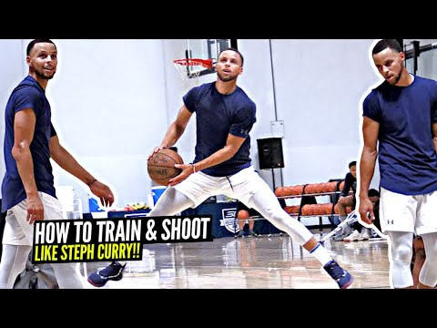Secrets To Steph Curry's Shooting Mechanics