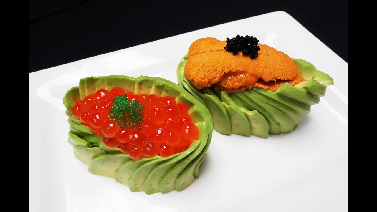 how to make uni sushi