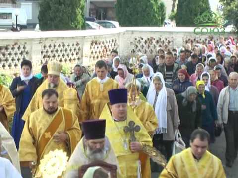 В соборе Воскресения Христова города Почепа почтили память пророка Захария и праведной Елизаветы