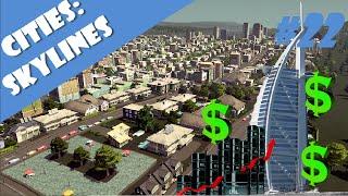 Cities: Skylines - Part 22: Little Dubai