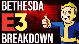 NPCs & BR in Fallout 76, Deathloop and Doom Eternal | Bethesda E3 Recap