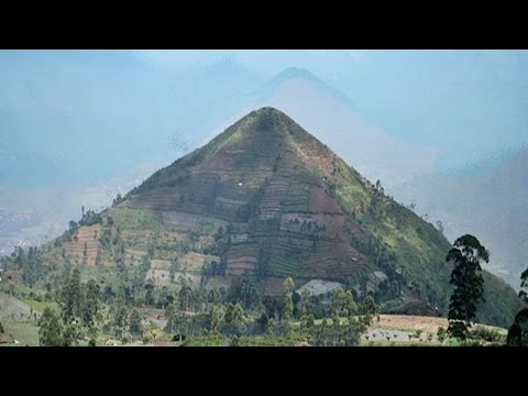 Oldest Pyramid In The World Found Hidden...
