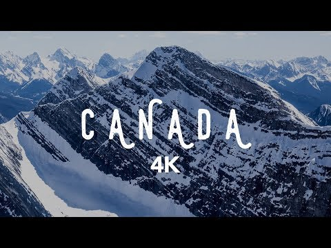 Canada In 4K | Alberta & British Columbia | Epic DJI Mavic Pro Cinematic Drone Footage