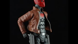 Red Hood and the Outlaws Jin-Saotome Custom Jason Todd figure review Batman DC Collectibles New 52