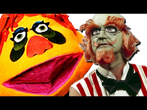 8 Insane & Kinda Creepy Kids' s From 70's Weirdness