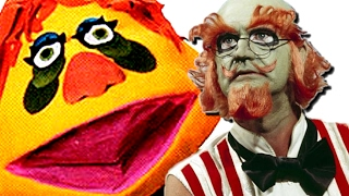 8 Insane & Kinda Creepy Kids' Shows From 70's Weirdness