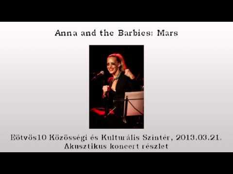 Anna and the Barbies: Mars akusztikus előadás 0321