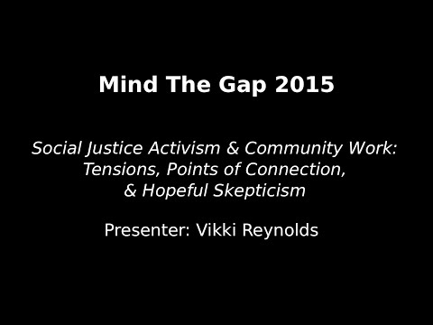 Social Justice Activism & Community Work