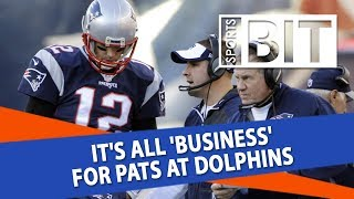 New England Patriots at Miami Dolphins   Sports BIT   NFL Picks
