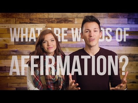 Words of Affirmation | How to Love them well