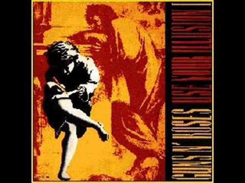 Guns N Roses – Double Talkin' Jive