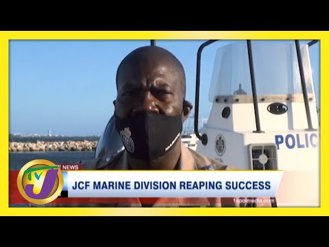 JCF Marine Division Reaping Success in Jamaica   TVJ News