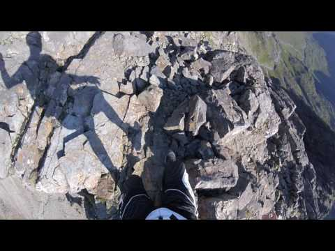 Ascent of West Ridge of Sgurr nan Gillean, Isle of Skye