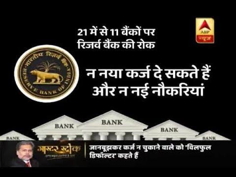 Master Stroke: RBI bars 11 banks from lending loans