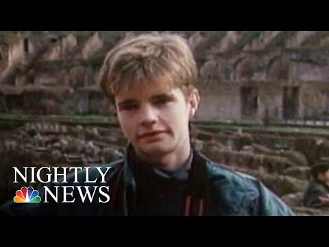 Matthew Shepard Laid To Rest At National Cathedral 20 Years After His Murder | NBC Nightly News