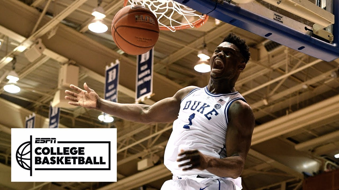 Judging the best college basketball dunks: Zion Williamson, Ja Morant & more   College GameDay