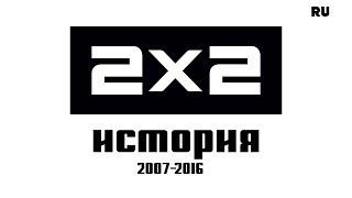 Скачать История телеканала 2x2 2007 2016