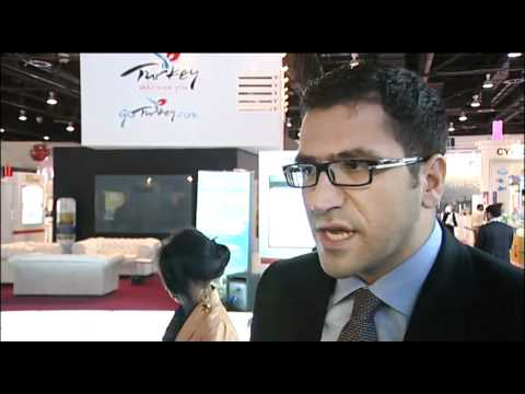 Sedat Gonulluoglu, Turkish Consulate @ ATM 2011