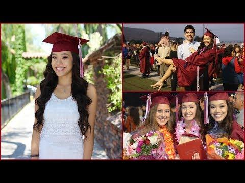 Graduation 2017: Grwm & Vlog!