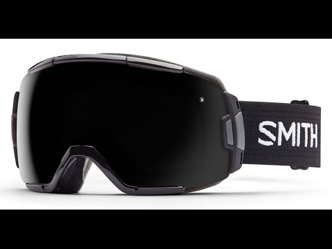 ea7cf993e6235 SMITH Optics Vice Goggles 2016 Overview - Made In USA - YouTube