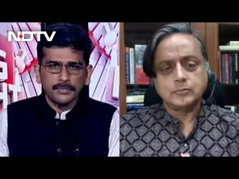 Government Needs To Empower States More: Shashi Tharoor | The Big Fight